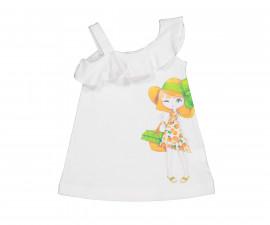 Детска рокля без ръкав Birba 85313-11A, 6-24 м.