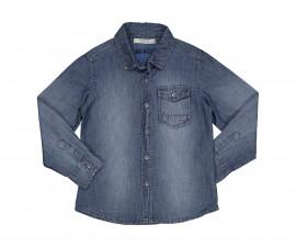 Детска дънкова риза с дълъг ръкав Trybeyond 80489-60A, момче, 2-8 г.