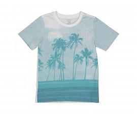 Детска тениска с къс ръкав Trybeyond 84449-11A, момче, 2-8 г.