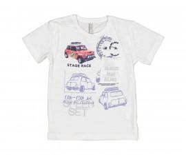 Детска тениска с къс ръкав Trybeyond 84456-11A, момче, 2-8 г.