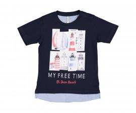 Детска тениска с къс ръкав Trybeyond 84459-75F, момче, 2-8 г.