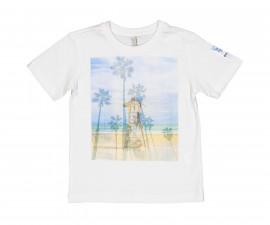 Детска тениска с къс ръкав Trybeyond 84461-11A, момче, 2-8 г.