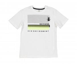 Детска тениска с къс ръкав Trybeyond 84481-11A, момче, 4-5 г.