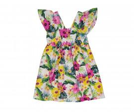 Детска рокля с къс ръкав Trybeyond 85585-91Z, 2-8 г.