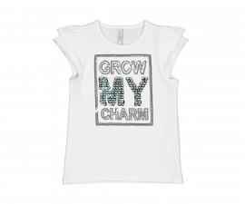 Детска тениска с къс ръкав Trybeyond 84490-10E, момиче, 2-8 г.