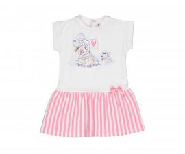 Детска рокля Birba 85324-95Z, 6-30 м.