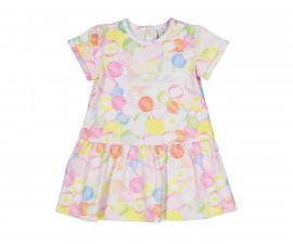 Детска рокля с къс ръкав Birba 85331-95Z, 6-30 м.