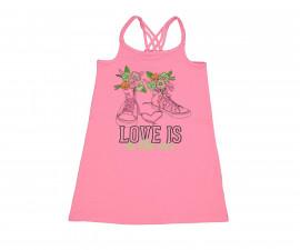 Детска рокля с презрамки Trybeyond 85579-50I, 2-8 г.