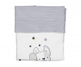 Детско бебешко одеяло Birba 88984-11A, момче, 0-12 м.