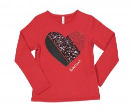Детска блуза с дълъг ръкав Трибеонд 94437-56W, момиче, 3-9 г.