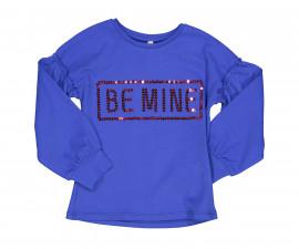 Детска блуза с дълъг ръкав Трибеонд 94446-70Z, момиче, 3-9 г.