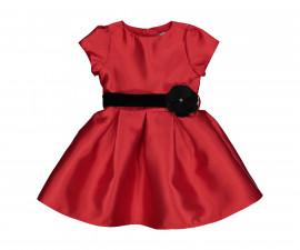 Детска рокля с къс ръкав Трибеонд 95578-56O, за възраст 3-9 г.