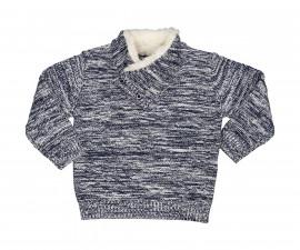 Детски пуловер Бирба 96624-91Z, момче, 9-30 м.