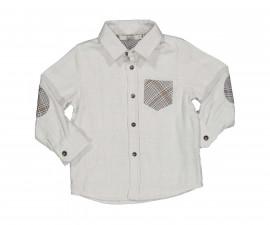 Детска риза с дълъг ръкав Birba 90009-91z за момче, 9-30 м.