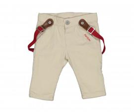 Детски панталон с тиранти Birba 92006-10c за момче, 6-12 м.