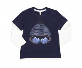 Детска блуза с дълъг ръкав Birba 94059-70c за момче, 9-30 м.