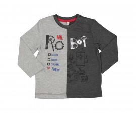 Детска блуза с дълъг ръкав Birba 94069-48d за момче, 9-30 м.