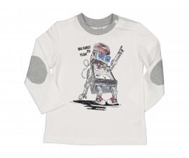 Детска блуза с дълъг ръкав Birba 94070-10e за момче, 9-30 м.
