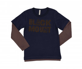 Детска блуза с дълъг ръкав Trybeyond 94451-70c за момче, 3-12 г.
