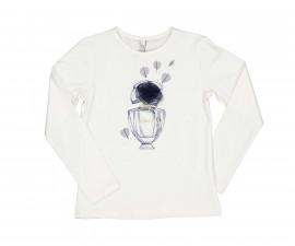 Детска блуза с дълъг ръкав Trybeyond 94462-10e за момиче, 3-9 г.