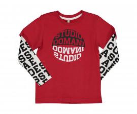 Детска блуза с дълъг ръкав Trybeyond 94472-56n за момче, 3-9 г.