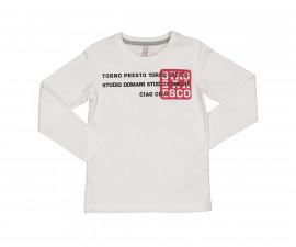 Детска блуза с дълъг ръкав Trybeyond 94473-10e за момче, 3-9 г.