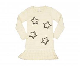 Детска плетена рокля с дълъг ръкав Trybeyond 95597-91z, 3-9 г.