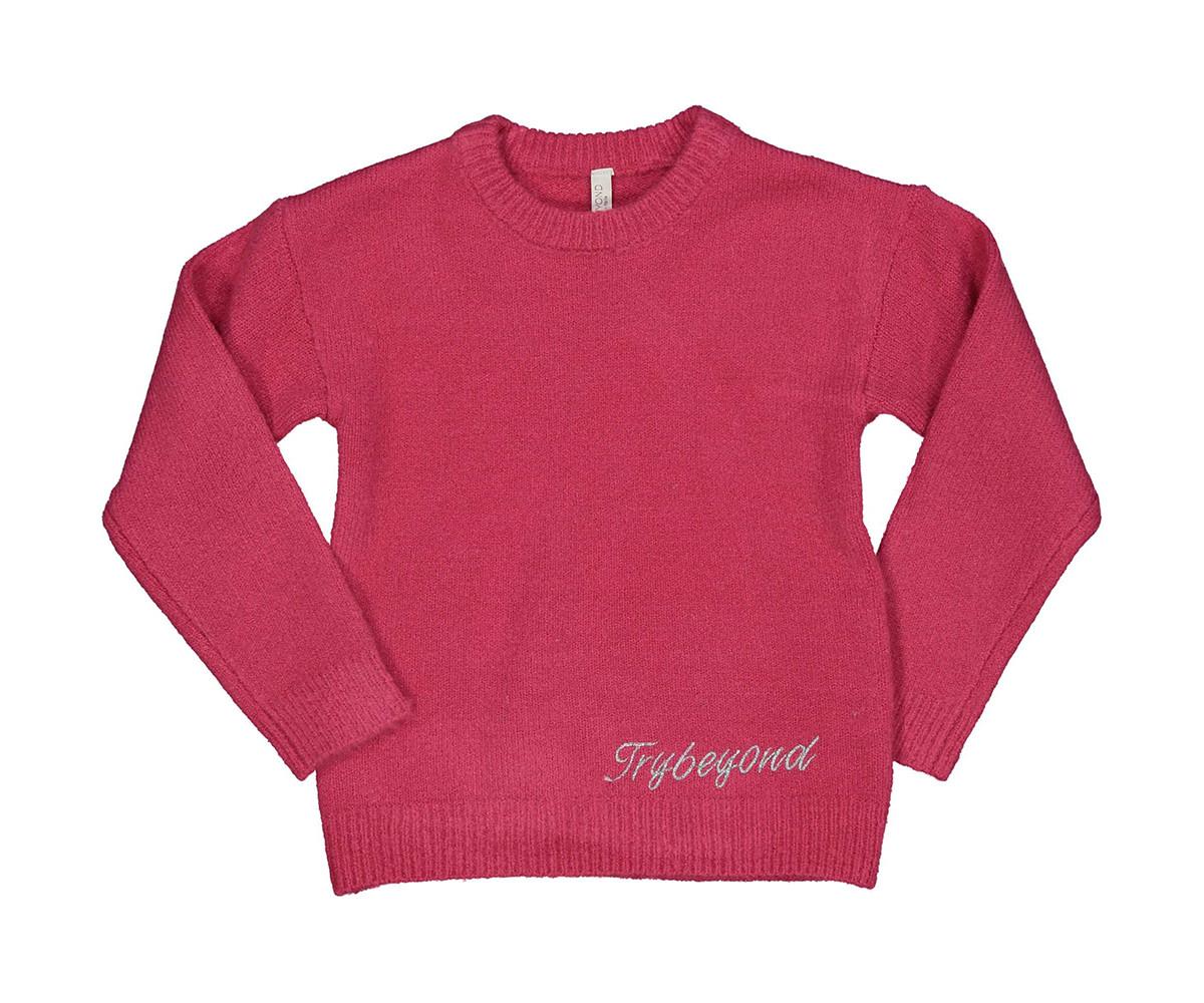 Детски пуловер Trybeyond 96780-56k за момиче, 7-12 г.
