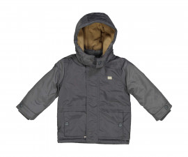 Детско яке със сваляща се качулка Birba 97025-45d за момче, 12-30 м.