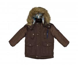 Детско яке със сваляща се качулка Birba 97027-80d за момче, 12-30 м.
