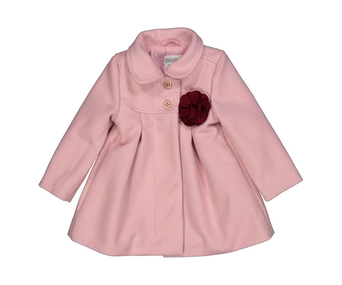 Детско разкроено палто Birba 97900-57c за момиче, 12-30 м.