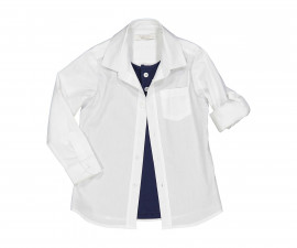 Детска риза с дълъг ръкав Trybeyond 20487-15A за момче, 3-12 г.