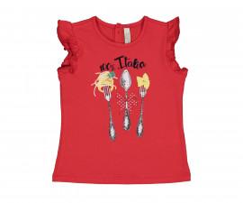 Детска блуза без ръкав Birba 24062-50N за момиче, 9-30 м.