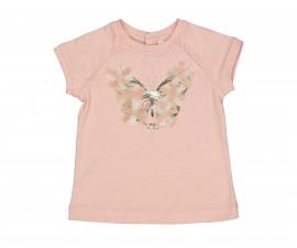 Детска блуза с къс ръкав Birba 24086-51E за момиче, 9-30 м.