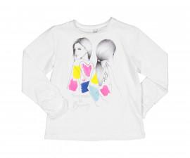 Детска блуза с дълъг ръкав Trybeyond 24473-15A за момиче, 3-12 г.