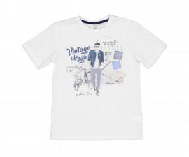 Детска тениска с къс ръкав Trybeyond 24474-15A за момче, 3-12 г.