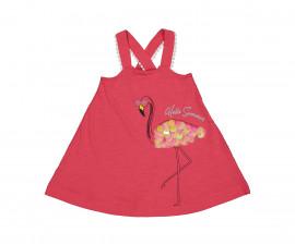 Детска рокля с презрамки Birba 25324-51F, 9-30 м.