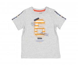 Детска тениска с къс ръкав Бирба 24058-40X, момче, 6-30 м.