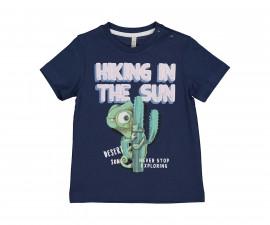 Детска тениска с къс ръкав Бирба 24090-75S, момче, 6-30 м.