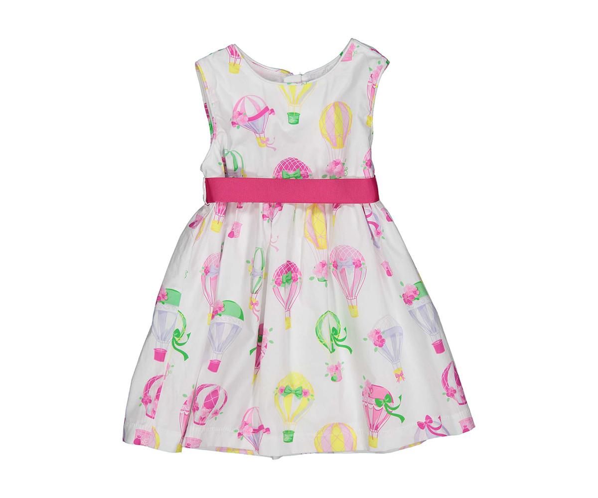 Детска рокля без ръкав Бирба 25319-95Z, момиче, 6-30 м.