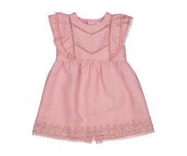Детска рокля без ръкав Бирба 25320-51E, момиче, 6-30 м.
