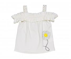 Детска блуза с презрамки Трибеонд 24421-10E, момиче, 3-12 г.