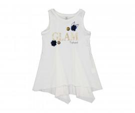 Детска блуза без ръкав Трибеонд 24441-10N, момиче, 3-12 г.