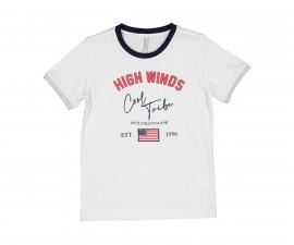 Детска тениска с къс ръкав Трибеонд 24459-15A, момче, 3-12 г.