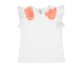 Детска блуза без ръкав Трибеонд 24463-15A, момиче, 3-12 г.