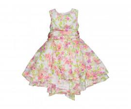 Детска рокля без ръкав с набор Трибеонд 25594-95Z, момиче, 3-12 г.