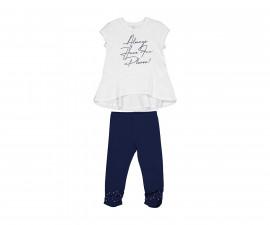 Детски комплект блуза с клин Трибеонд 29987-15A, момиче, 3-12 г.