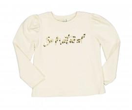 Детска блуза с дълъг ръкав Trybeyond Natural 34439-10Q за момиче, 3-12 г.