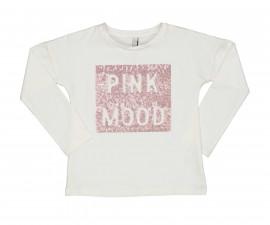 Детска блуза с дълъг ръкав Trybeyond Posh Grey 34455-10E за момиче, 3-12 г.