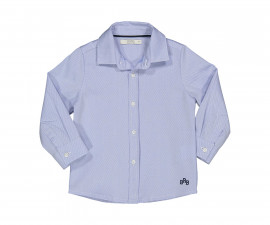 Детска риза с дълъг ръкав Birba Rugby Club 30003-96Z, момче, 6-30 м.
